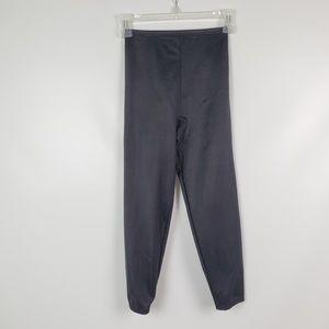 Flexees Black stretchy size medium pants